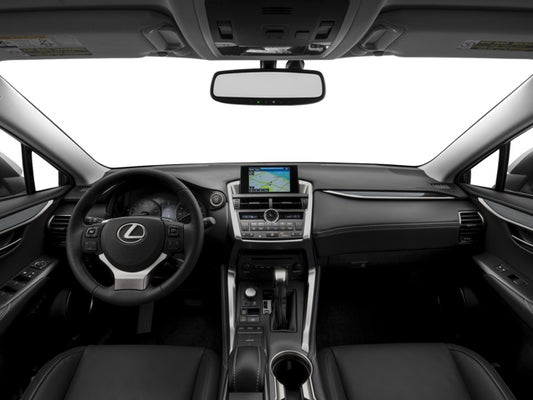 2016 Lexus Nx 200t Base In Litchfield Ct Dowling Toyota Of